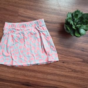 Leopard Print Skirt Girls 5 💥5/$20💥